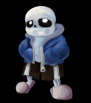 Another Sans by MuzYoshi