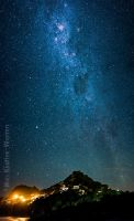 Tairua by Night by MaxK-W