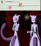 Ask Tarnished Mewtwo: Lost Silver Gold by AskTarnishedMewtwo