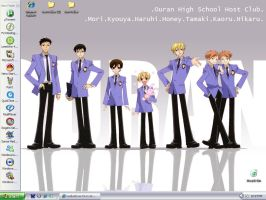 Ouran Host Club -screenshot- by koolkatlover34