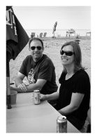 2014-170 Pete and Carrie by pearwood