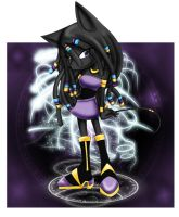 Mary Jackal Queen of Magic by PocketFairyChibi