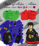 #MeetTheArtist by Chain-Of-Ashes