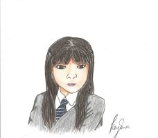 Cho Chang by Chaotic-Angel147