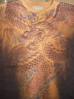 Dragon X CloseUp by kevinesque