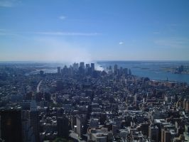 911 - Empire State Building by aunt