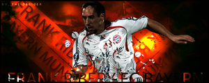 Frank Ribery by BLUE-KING