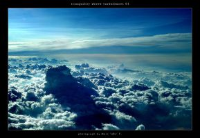 _tranquility above turbulences by pm-grafix