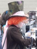 Mad hatter by Mimii-x