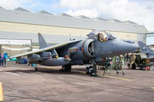 Harrier Gr9 by hanimal60