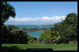 Parnell, Auckland, New Zealand by bentleyw
