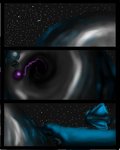 Earth Prologue page 1: Split by rubybeam