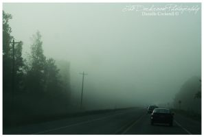Cannot See What's Up Ahead by TheDarkRoom-Photo