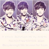 PHOTOPACK #2 4 STOCK BAEKHUNH HQ BY NOBITA by boydexing0198