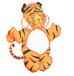 A Tiger Care Bear by CareBearsLover1130