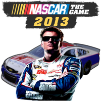 NASCAR 2013 The Game by POOTERMAN