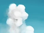 Cloud Practice by TallaFerroXIV