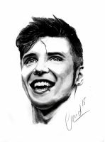 Andy Biersack by SweetSophie
