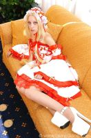 Chi from Chobits by yuffiebunny