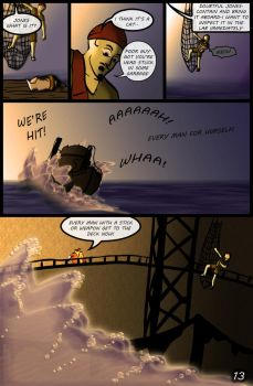 Sinbad comic page 13 by daimwn