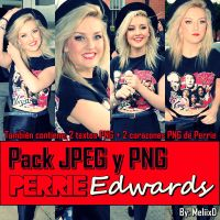 Photopack JPEG y PNG de Perrie Edwards by MeliixD