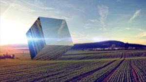 Cube by MKGraphics
