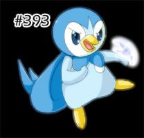 Piplup by Riboo