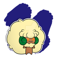Paper Whimsicott by Coonstito