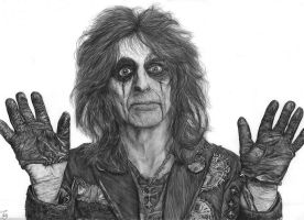 Alice Cooper by Skippy-s