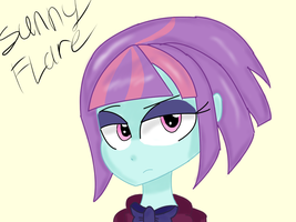 Sunny Flare all new style by mildockart