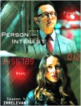 Person of interest Root And Finch by Anthony258
