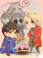 HBD by hotame