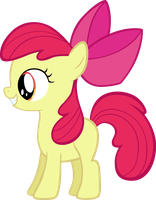 Apple Bloom - Smile by Liggliluff