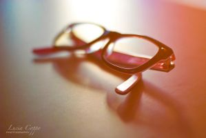 My Glasses by MetallerLucy