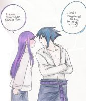SasuHina..? Its not Proven. by Aritciel