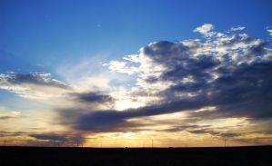 Sky of Chubut, Argentina by Z08-Styles