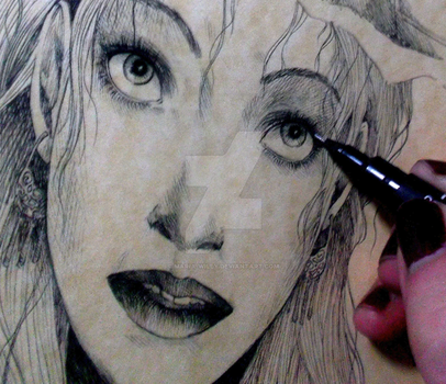 drawing by maria-willy