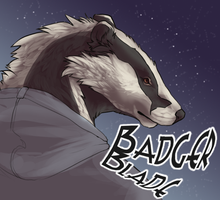 Badgerblade by EldingaGunman