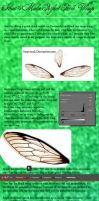 How To Make the Perfect Pixie Wings by Aquila-Art