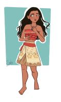 Moana by sophiesmile