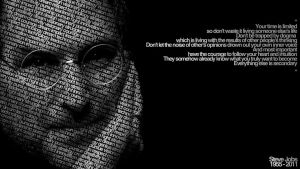 Steve Jobs, A man of wisdom by Mmoustafa