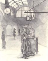 Platform Nine Three-Quarters by NicoPony
