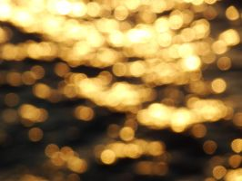 Unfocused Sunset Sea -untouched- by IoannisCleary