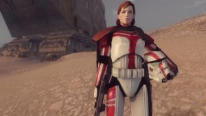 Female Stormtrooper 4 by CptRex