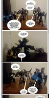 Starscream's holly, jolly Christmas Part 6 by seekerblackout