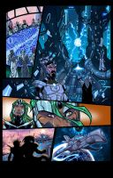 Terre Preview comic page 5 by JoeyVazquez