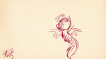 Flying Lesson Rough Animation by FluttershytheKind