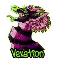 Headshot - Vexation by Sushi