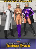 Omega Mystery promo 2 nude by Doctor-Robo