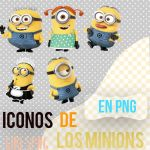 Iconos de los Minions en png by Girlspng